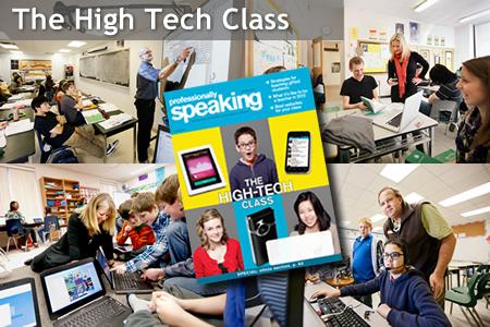 """""""High-Tech Class"""" collage"""