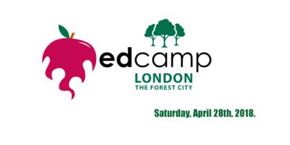 #EdCamp London 2018 @ Sir Arthur Currie Public School | London | Ontario | Canada