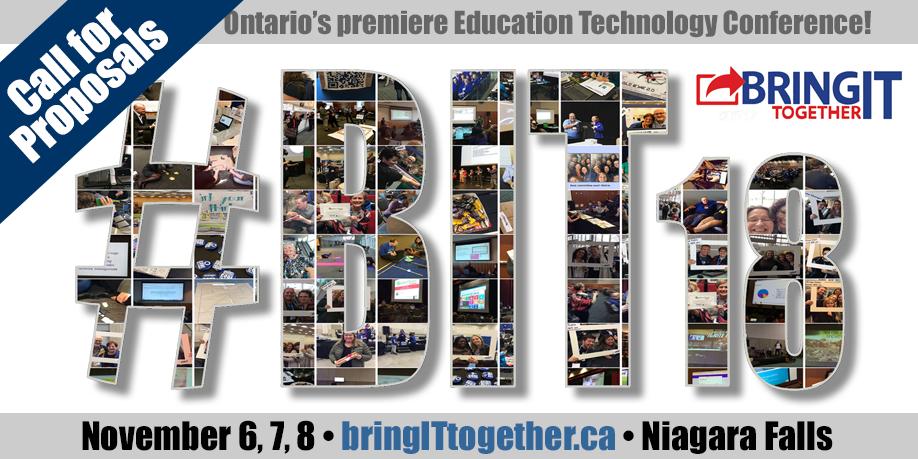 Bring IT, Together! 2018 @ Scotiabank Convention Centre | Niagara Falls | Ontario | Canada