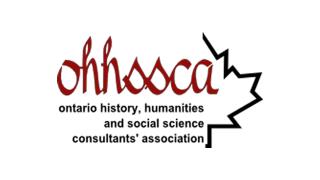 OHHSSCA_OntarioHistoryHumanitiesAndSocialScienceConsultantsAssociation