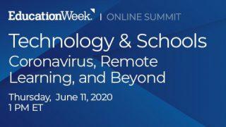 EductionWeek-tech-summit-2020