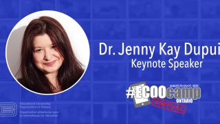 ECOOcamp_Ontario_KeynoteDrJennyKayDupuis