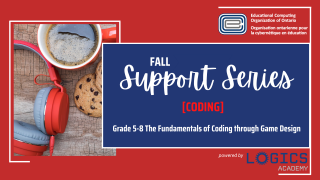 ECOO Support Series Fall Logics 5-8