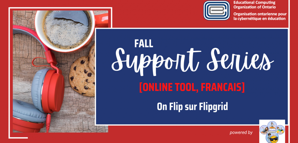 ECOO Support Series Fall TechTime4EDU francais