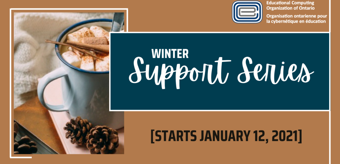 ECOO Support Series Winter Blog Announcement