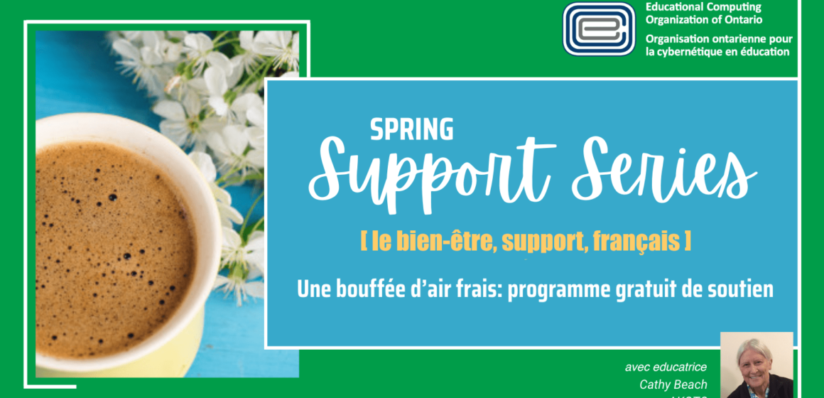ECOO Support Series Spring Cathy Beach AKGTC_FR