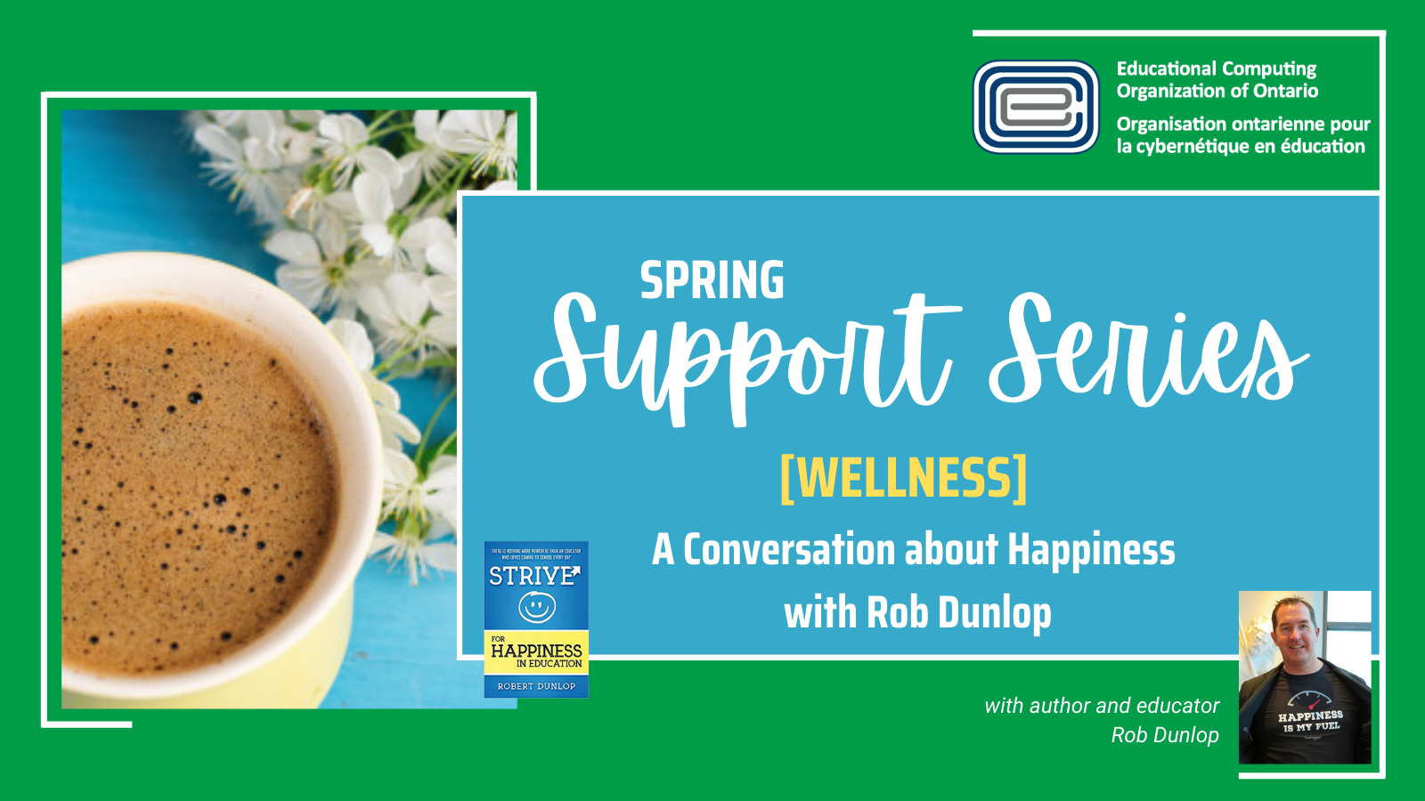 ECOO Support Series Spring Rob Dunlop Happiness