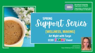 ECOO Support Series Spring Taryn Klinkman Artshine Family