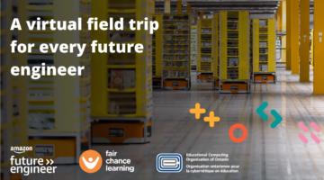 Amazon Future Engineer Virtual Tour