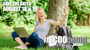 ECOOcampON21 is coming in August!